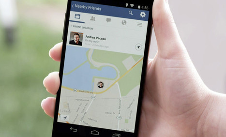 Facebook's New Feature Makes It Easy to Meet Up at Airports | Schiphol by Red Urban | Scoop.it