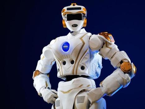 Photos: Nasa robots that will explore other worlds and disaster zones - TechRepublic | Software Design & Development | Scoop.it
