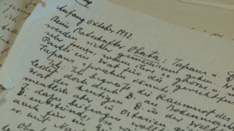 Recovered Nazi diary gives rare view into Third Reich | UnSpy - For Liberty! | Scoop.it
