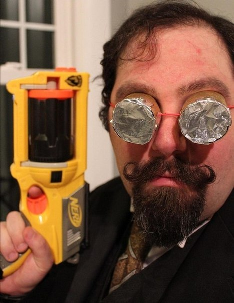 15 Types of Annoying Steampunks « Steampunk R&D   Just Put Some Gears on It   Scoop.it