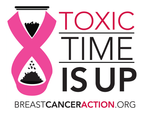 Think Before You Pink: Toxic Time is Up! | Breast Cancer Advocacy | Scoop.it