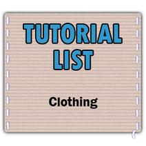 List of Tutorials on Craftster in Clothing - CLOTHING | Nähanleitungen | Scoop.it