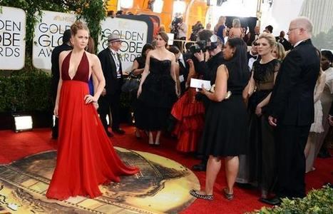 Old Hollywood meets youthful colour on the Golden Globes red carpet (with ... - Vancouver Sun | design agency vancouver | Scoop.it