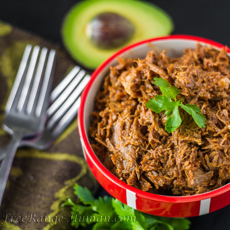 Paleo - BBQ Pulled Pork | Nutrition, Health and Overall Performance | Scoop.it