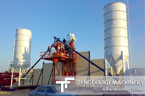 Use knowledge of concrete mixing station | Mobile Concrete Mixing Plant | Scoop.it