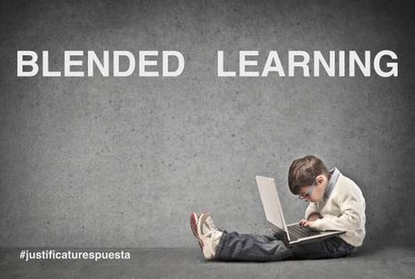 Blended learning. 15 Razones para adoptar este modelo de enseñanza | E-learning | Scoop.it