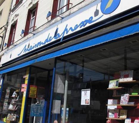 Elle existait depuis 85ans : la Maison de la Presse ferme ! | Chatellerault, secouez-moi, secouez-moi! | Scoop.it