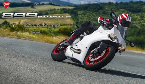 Ducati 899 Panigale - Supermid perfection | Ducati & Italian Bikes | Scoop.it