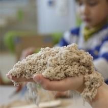 Sable Kinetic : doux & léger comme de la mie de pain | Méthodes éducatives & outils | Scoop.it