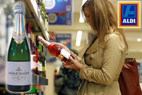 Aldi launches its first English sparkling #wine at £14.99 | Vitabella Wine Daily Gossip | Scoop.it