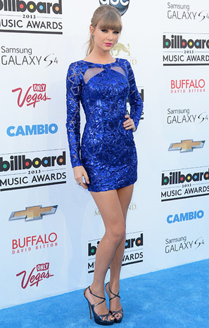 Miley Cyrus, Taylor Swift And More Are Best Dressed At 2013 Billboard Music Awards | MTV Style | Cultural Trendz | Scoop.it