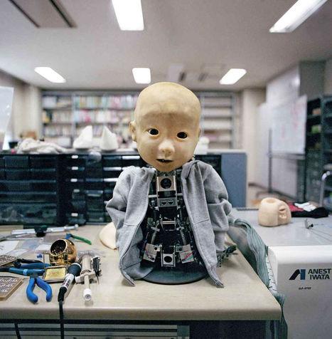 Robots : bienvenue dans la vallée de l'étrange - H+ Magazine | Une nouvelle civilisation de Robots | Scoop.it