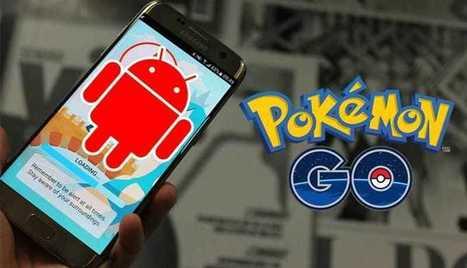 Pokémon Go : un APK infecté d'un dangereux virus traîne sur le net, comment le repérer | Téléphone Mobile actus, web 2.0, PC Mac, et geek news | Scoop.it