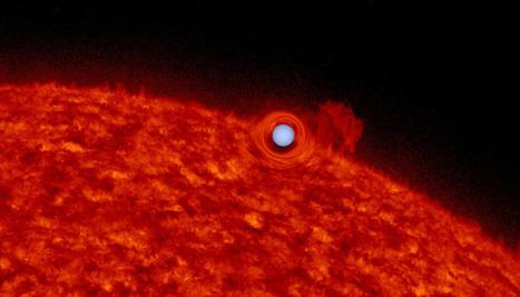 Une lentille gravitationnelle au cœur d'un système binaire | No Watch News | Scoop.it
