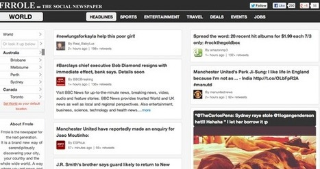 La curation de tweets se tourne vers le local | Veille_Curation_tendances | Scoop.it