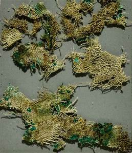 Textile used for ancient burial shroud surprises scientists - NBCNews.com | Easy Ways To Get Your Own List | Scoop.it