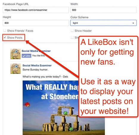 NEWS FEED - 18 Ways to Improve Your Facebook Feed Performance | Blog | Scoop.it