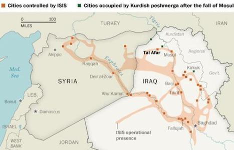 ISIS, il video propagandistico dell'organizzazione terrorista | Notizie dal mondo | Scoop.it
