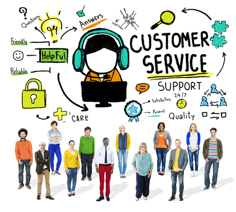 Here's What 500 People Told Me about Customer Service | Guest Service | Scoop.it