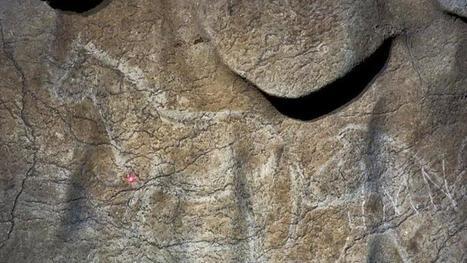 Découverte de peintures rupestres de 12.000 ans au Pays basque | Aux origines | Scoop.it