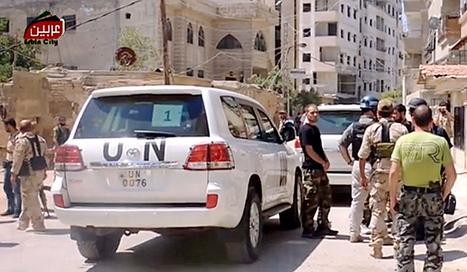 Robert Kelley : « Les experts de l'ONU en Syrie travaillent sous le contrôle total des rebelles »   Saif al Islam   Scoop.it