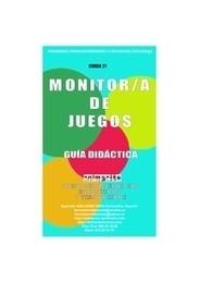 Curso Monitor de Juegos. Guia Didactica | Cursos Ludotecas | Scoop.it