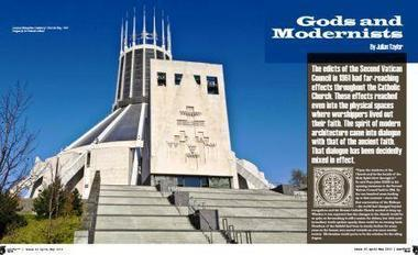 DANTEmag: Gods and Modernists. By Julian Taylor | GBN News | Scoop.it
