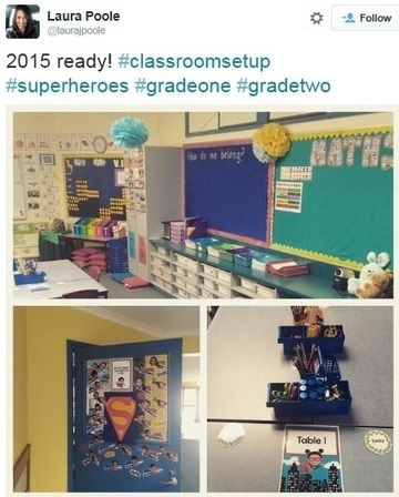 A new school year: Setting up your teaching space | SharingPYP blog | teacher tools for this century | Scoop.it