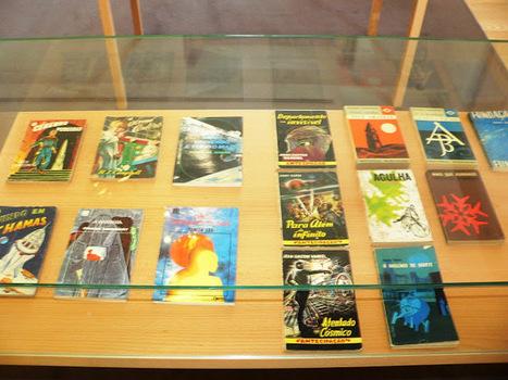 Mostra Bibliográfica de Ficção Científica e Fantasia: II Mostra - Albergaria-a-Velha 16.1.2016 | Paraliteraturas + Pessoa, Borges e Lovecraft | Scoop.it