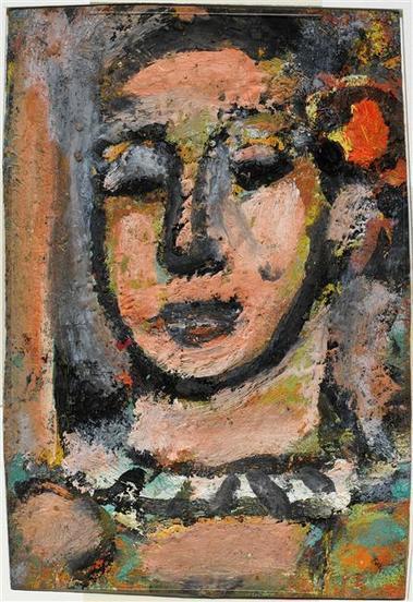 [CE JOUR LA!] Georges Rouault est né le 27 mai 1871 à Paris (Photothèque RMN-GP) | Clic France | Scoop.it