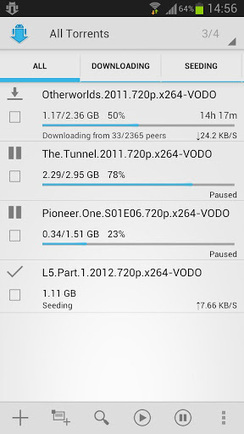 aTorrent PRO - Torrent App v2.0.3.6 | ApkLife-Android Apps Games Themes | Android Applications And Games | Scoop.it