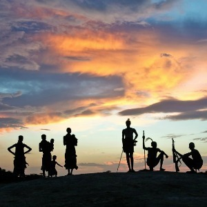 People from the Hamer Tribe Watching the Sunset, Lower Omo Valley, Ethiopia | Saber diario de el mundo | Scoop.it