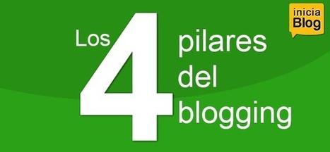 Blogger: Los cuatro pilares del blogging | Content curation, e-moderació de CoP. Aprenentatge informal. Gestió de coneixement a l'administració pública. | Scoop.it