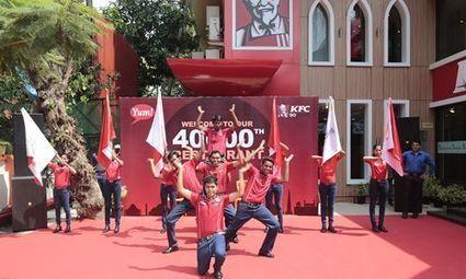 Yum! Brands Announces Opening of 40000th Restaurant with KFC in Goa, India ... - RestaurantNews.com | JIS Brunei: Business Studies Research: Yum Brands | Scoop.it