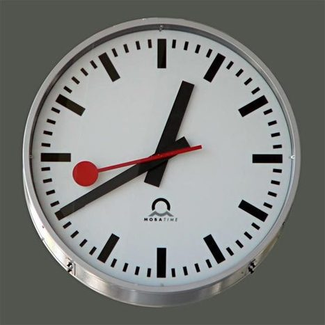 Apple Pays Swiss Rail $21 Million For Clock Design In iOS » Geeky Gadgets | All Technology Buzz | Scoop.it