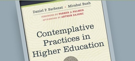 """Contemplative Practices in Higher Education"" by Mirabai Bush and ... 