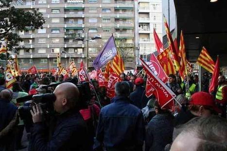 Os sindicatos y colectivos socials goyosos con o siguimiento d'a vada cheneral | #Vada29M | Scoop.it