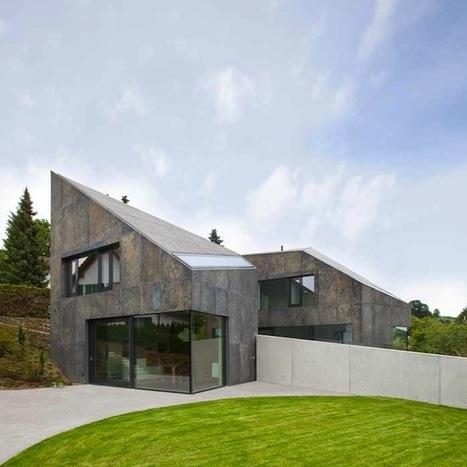Maisons monolythiques par L3P Architekten ou le paradoxe du fromage | Architecture pour tous | Scoop.it