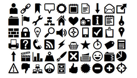 30 Free Icon Font Sets | UX-UI design | Scoop.it