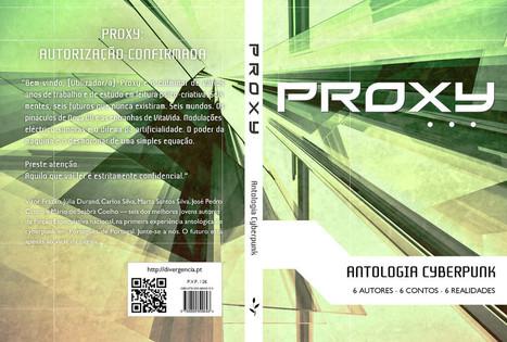 Destaque: Proxy   Ficção científica literária   Scoop.it