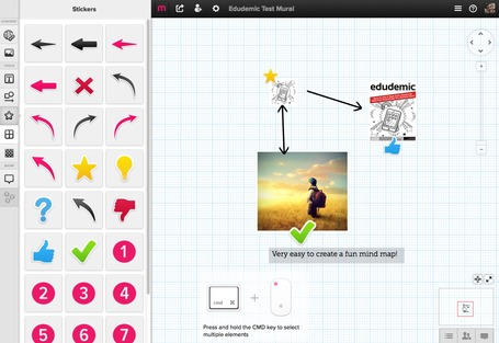 Mural.ly May Be The Mind Mapping Tool You've Been Waiting For | formation 2.0 | Scoop.it