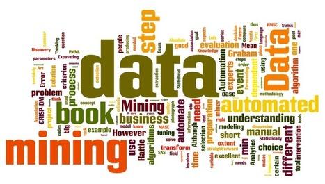Text et Data Mining : l'absence d'exception pénalise bien la recherche | Usages du web, outils numériques | Scoop.it