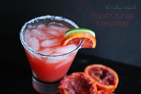Blood Orange Margaritas | Really interesting recipes | Scoop.it