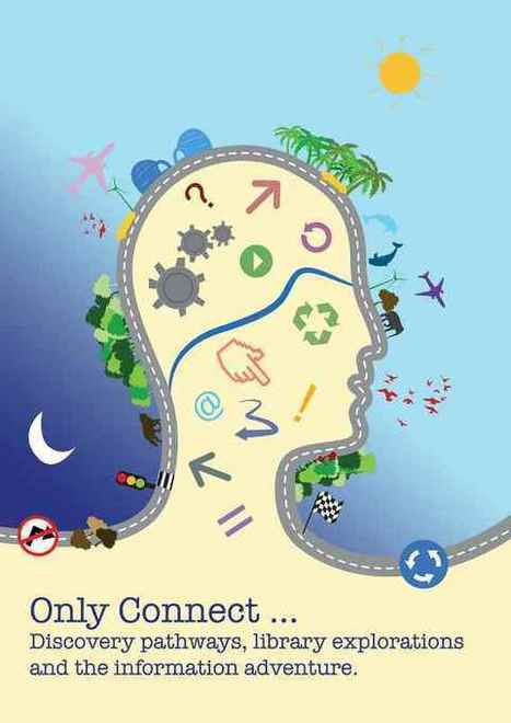 Only connect ... discovery pathways, library explorations, and the information adventure ~ Free eBook | Into the Driver's Seat | Scoop.it