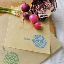 Bee's Wrap Food Storage Alternative, Set of 3 Wraps | Food Storage | Scoop.it