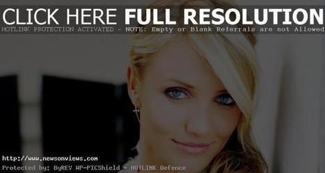 Cameron Diaz: Ekelessen with  scenes | Latest News | Scoop.it