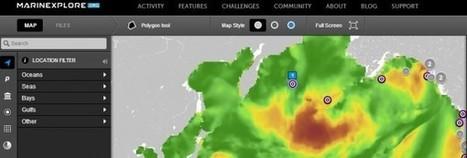 Marinexplore, los datos de los oceanógrafos en un Google Map | Recull diari | Scoop.it