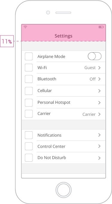 The UX of Mobile Settings | UXploration | Scoop.it
