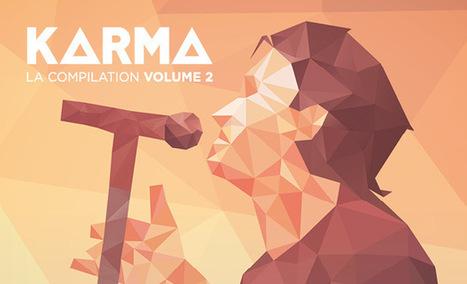 Compilation vinyle Karma #2   Geek-$$   Scoop.it