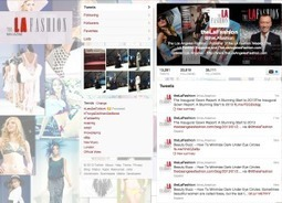 Top 15 Fashion Twitter Accounts to Follow | THE LOS ANGELES FASHION | Best of the Los Angeles Fashion | Scoop.it